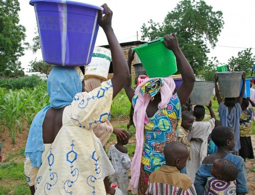 L'eau c'est la vie mais avoir accès peut être mortel.
